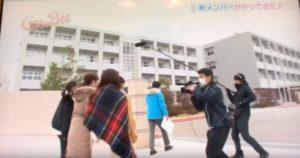 今田美桜、高校