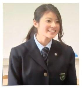 今田美桜、制服