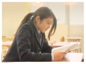 今田美桜、高校、制服