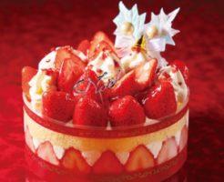 シャトレーゼ、クリスマスケーキ