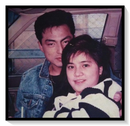 白濱亜嵐、両親