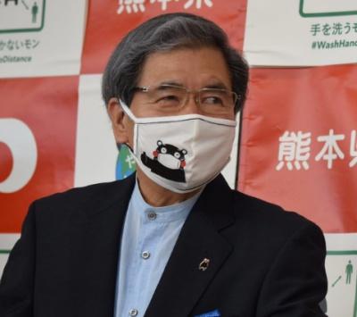蒲島熊本県知事